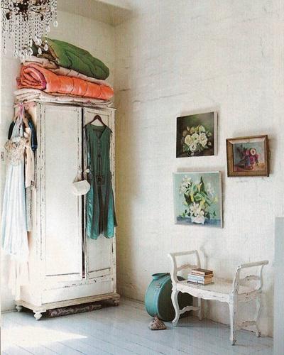 Ba os antiguos pintados - Muebles antiguos pintados ...