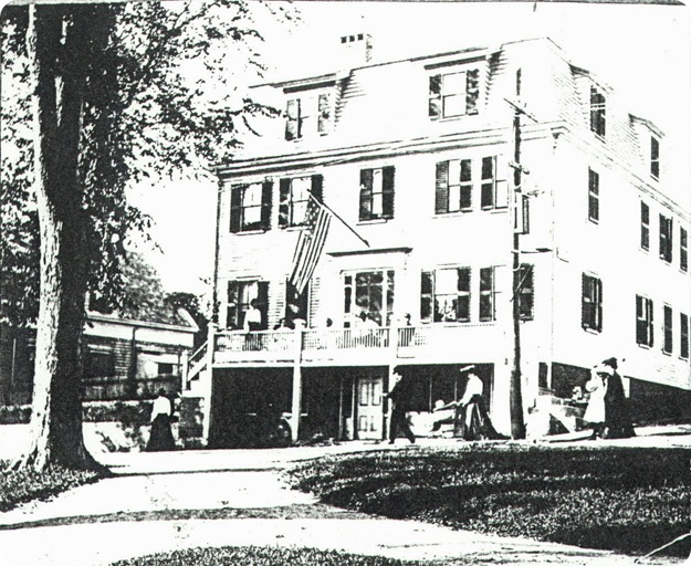 Drew Home Plymouth 1907