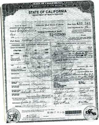 Drew Helen Marr Farrar death certificate_72dpi