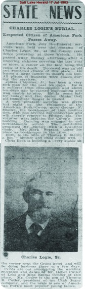 Logie Charles Obituary2 17 Jul 1903 lg