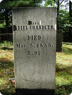 Chandler Abiel headstone large