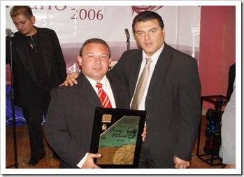 Andrés premio 2006