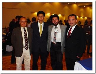 Premio 2005 Javier, Julio, Vicente y Mario