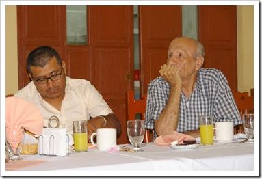 Esteban Cruz y Carlos Castillo 2007