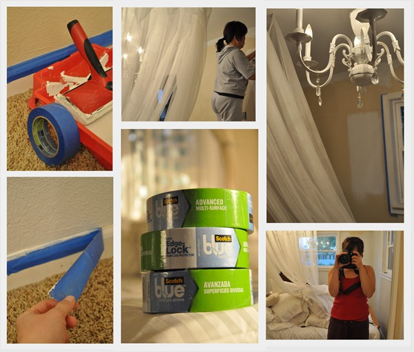 3M Review Painting Bedroom