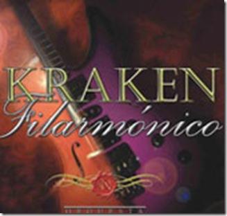 Kraken - Kraken Filarmónico (2006) (Front)