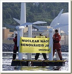 Greenpeace em Angra
