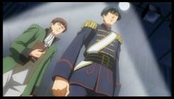 Renji & Sanada