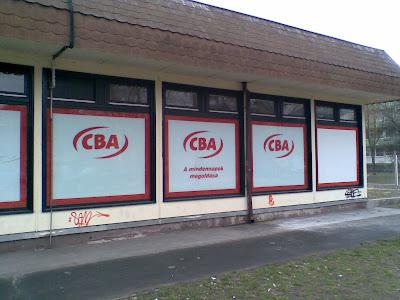 cím: CBA  11201 Budapest, Vágóhíd u. 44.  Tel.: 283-1119 Fax.: 1/283-1119