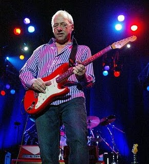 Mark Knopfler and his Strat