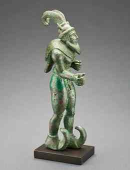 Art Institute announces major long-term loan of ancient Near Eastern statuette