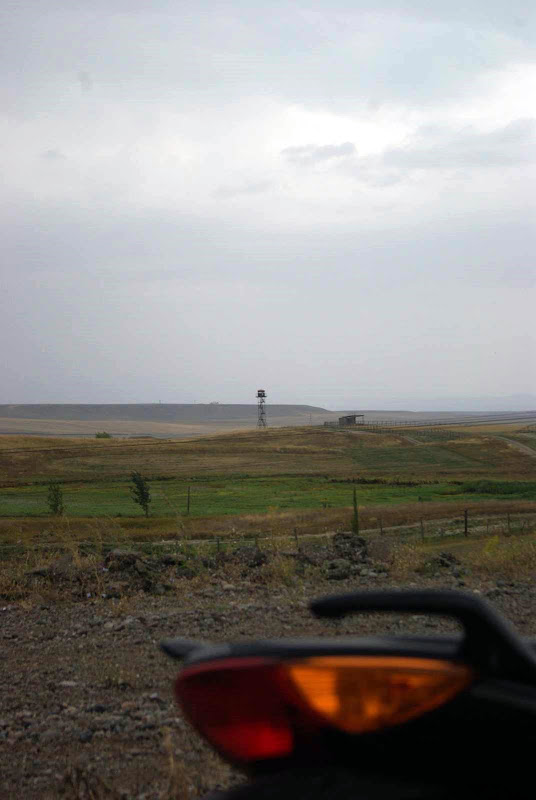 Armenia-Turkey Border, a Watchpost