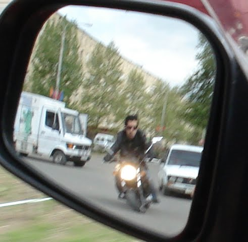 Reckless Riding in Stepanakert