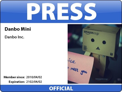 danbo press id