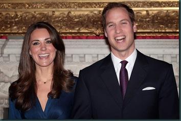 Prince William Engagement