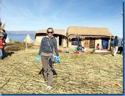 Lake Titicaca-Uros Floating Island (14)