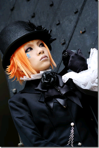 kuroshitsuji cosplay - drocell cainz by r.d. of deviant art