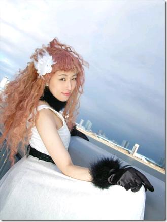 nana cosplay - serizawa reira / layla