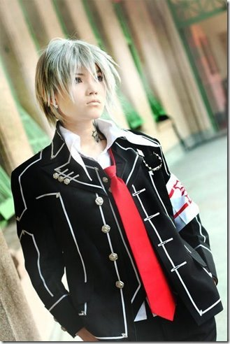Vampire Knight Cosplayer Zero Vampire Knight Cosplay