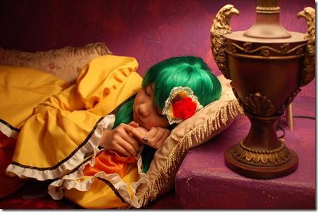 rozen maiden träumend cosplay - kanaria