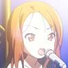 hirano aya - anime version in lucky star