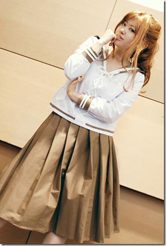 sailor moon cosplay - kino makoto / sailor jupiter