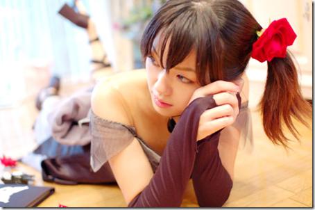 onegai my melody cosplay - kuromi / kurumi nui
