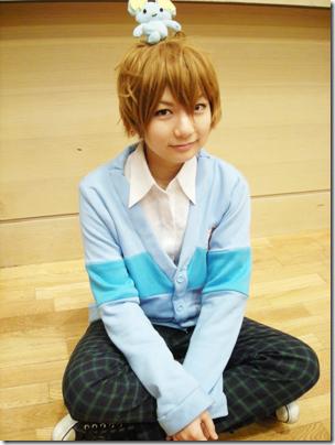 onegai my melody cosplay - kogure kakeru