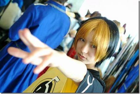hikaru no go cosplay - shindo hikaru