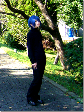 tantei gakuen q cosplay - amakusa ryu