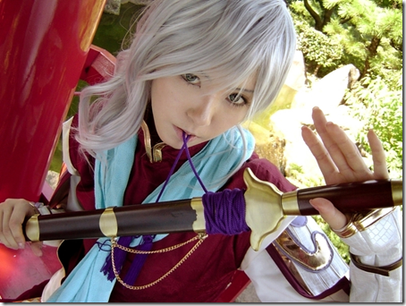 saiunkoku monogatari / color cloud palace cosplay - shi seiran 02
