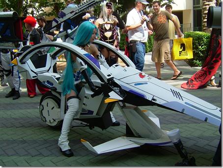 xenosaga cosplay - kos-mos