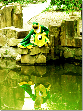 card captor sakura cosplay - li syaoran