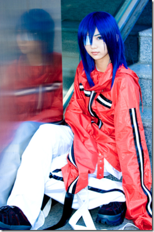 air gear cosplay - wanijima akito agito