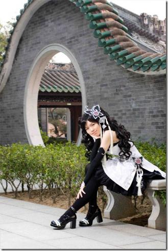 xxxholic cosplay - kunogi himawari