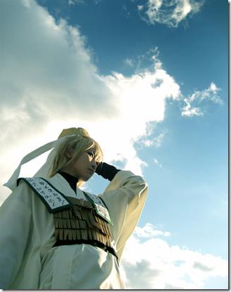 gensomaden saiyuki cosplay - genjo sanzo
