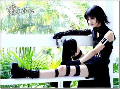 chobits cosplay - dita by kiyoshi