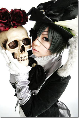 kuroshitsuji / black butler cosplay - ciel phantomhive 03