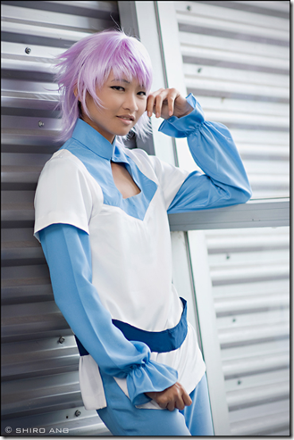gundam 00 cosplay - revive revival