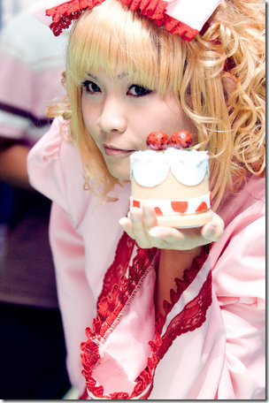 rozen maiden cosplay - hinaichigo