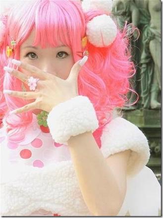 paradise kiss cosplay - sakurada miwako