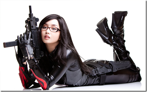 g.i. joe cosplay - the baroness by alodia gosiengfiao