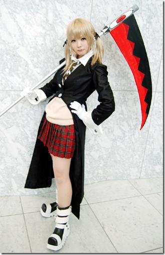 soul eater cosplay - maka albarn