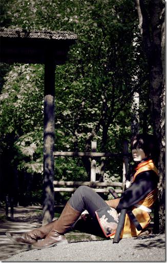 hakuoki ~shinsengumi kitan~ cosplay - okita souji by lirlys