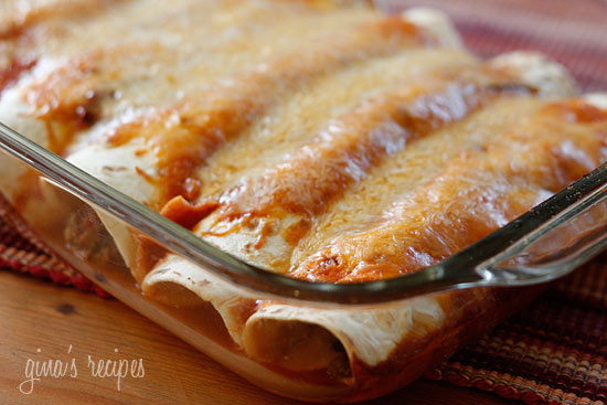 turkey and black bean enchiladas2 Mini Coop: Week 16