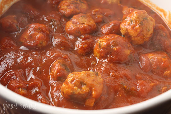 ... Turkey Meatballs Recipe - Crockpot Meatballs Recipe with Ground Turkey