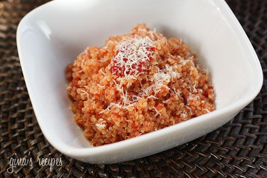 Quinoa Risotto | Skinnytaste