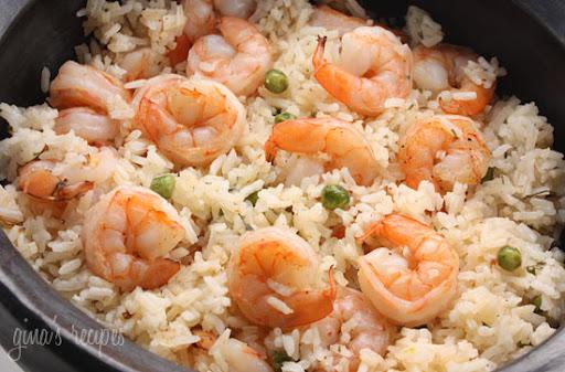Recipes for large shrimp