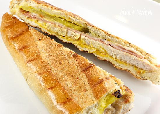 Skinny Turkey Cuban Sandwich | Skinnytaste