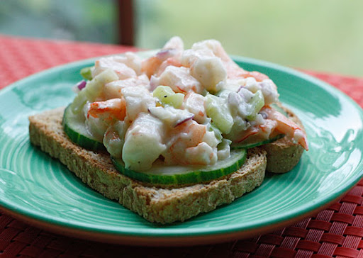Cucumber appetizer recipes